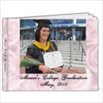 Mom s Graduation Final - 7x5 Photo Book (20 pages)