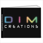 CREATIONS - 7x5 Photo Book (20 pages)