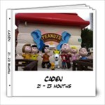 21-22 - 8x8 Photo Book (20 pages)