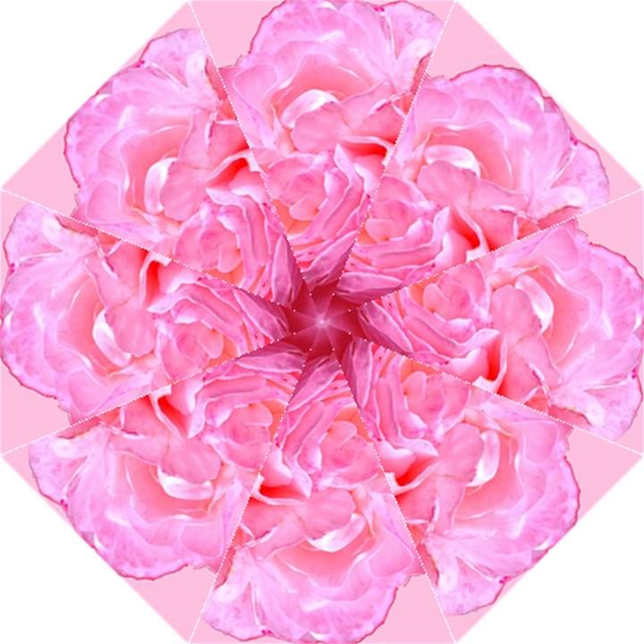 Delicate Pink Bridesmaids Umbrella (Medium)