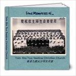 Swatow Church - Mildred - 8x8 Photo Book (20 pages)