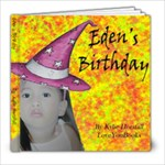 Eden s Birthday - 8x8 Photo Book (20 pages)