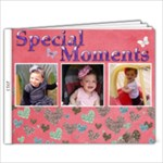 Until May 2013  - 9x7 Photo Book (20 pages)
