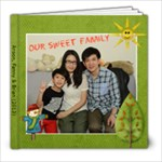 Family - 8x8 Photo Book (20 pages)