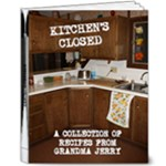 Grandma Jerry - 8x10 Deluxe Photo Book (20 pages)