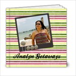 analyn gift - 6x6 Photo Book (20 pages)