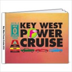 Key West Power Cruise photo book - 9x7 Photo Book (20 pages)