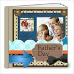 fasthers day - 8x8 Photo Book (20 pages)