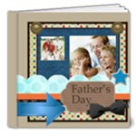fasthers day - 8x8 Deluxe Photo Book (20 pages)