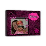 diva canvas - Mini Canvas 7  x 5  (Stretched)