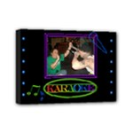 karaoke canvas - Mini Canvas 7  x 5  (Stretched)