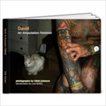 david - 9x7 Photo Book (20 pages)