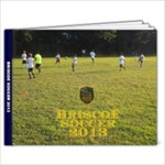 BRICOESOCCORB - 9x7 Photo Book (20 pages)