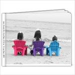 Beach 2013 - 9x7 Photo Book (20 pages)