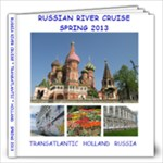Russian River Cruise - 12x12 Photo Book (20 pages)