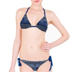 Denim Design Bikini - Bikini Set