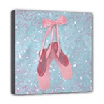 dance canvas 3 - Mini Canvas 8  x 8  (Stretched)