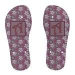 dance flip flops 2 - Women s Flip Flops