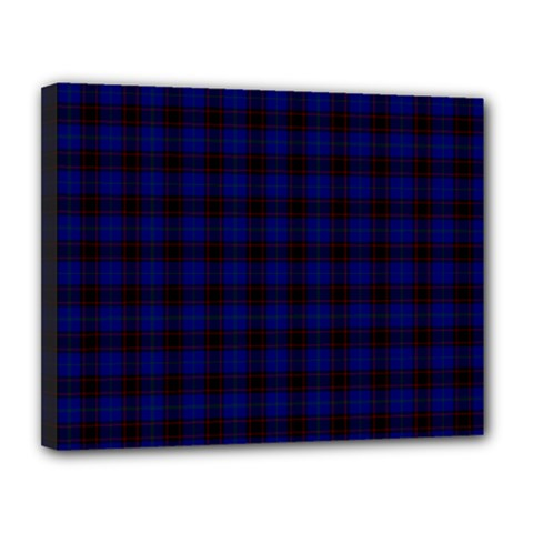 Homes Tartan Canvas 14  X 11  (framed) by BestCustomGiftsForYou
