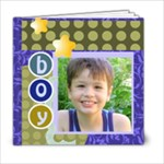 kids boy - 6x6 Photo Book (20 pages)