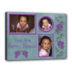berry special canvas - Canvas 16  x 12  (Stretched)