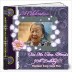 Ama s 90th birthday - 12x12 Photo Book (20 pages)