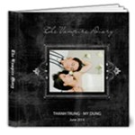 Vampire Delux - 8x8 Deluxe Photo Book (20 pages)