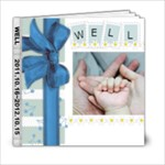WELL - 6x6 Photo Book (20 pages)