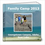 Family Camp 2013 - 8x8 Photo Book (20 pages)