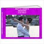 Matt  - 9x7 Photo Book (20 pages)