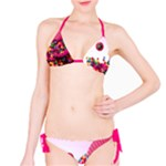 candy hearts bikini with photos - Bikini Set
