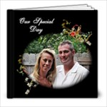 Nikki s Wedding - 8x8 Photo Book (20 pages)