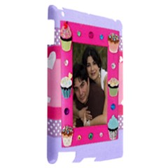 Apple iPad 2 Hardshell Case Back/Right