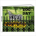 Zoo Day - 7x5 Photo Book (20 pages)