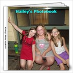 HAILEY S TOY S PHOTOBOOK - 12x12 Photo Book (20 pages)