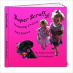 Super Scruffy - 8x8 Photo Book (20 pages)