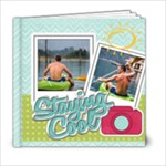 summer cool - 6x6 Photo Book (20 pages)