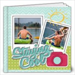 summer cool - 12x12 Photo Book (20 pages)