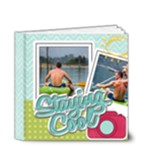 summer cool - 4x4 Deluxe Photo Book (20 pages)