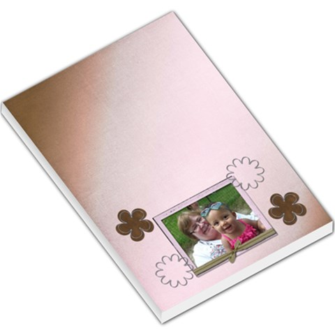 Pink Memo By Angeye   Large Memo Pads   01dac03cah45   Www Artscow Com