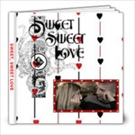 Sweet, Sweet, Love photo book - 8x8 Photo Book (20 pages)