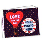 Love is in the Air 7X5 photo book - 7x5 Deluxe Photo Book (20 pages)