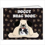Doggie Brag Book - 9x7 Photo Book (20 pages)