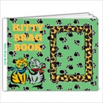 Kitty 9X7 Brag Book - 9x7 Photo Book (20 pages)