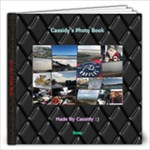 cassidy s photo book - 12x12 Photo Book (20 pages)