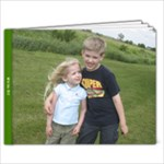 2013 Mills Kids - 9x7 Photo Book (20 pages)