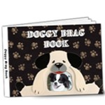 Delux Doggy Brag Book - 9x7 Deluxe Photo Book (20 pages)