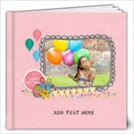 12x12 (20 pages): Birthday Girl - 12x12 Photo Book (20 pages)