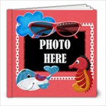 Our Backyard Party 8x8 Photo Book - 8x8 Photo Book (20 pages)