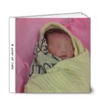 Aodhans 1st birthday - 6x6 Deluxe Photo Book (20 pages)